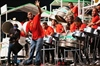 Trinidad & Tobago Carnival's steel pan competition in photos
